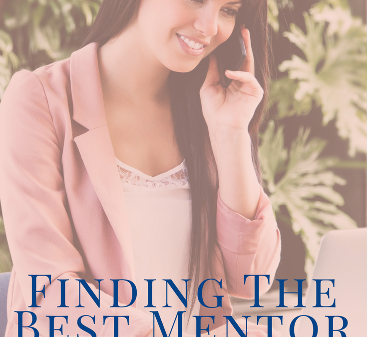 Finding The Best Mentor For Your Success