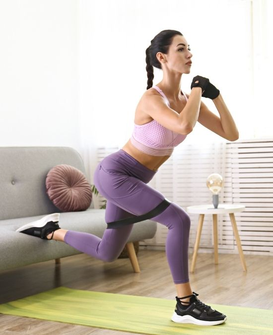 Why You Should Work Out at Home