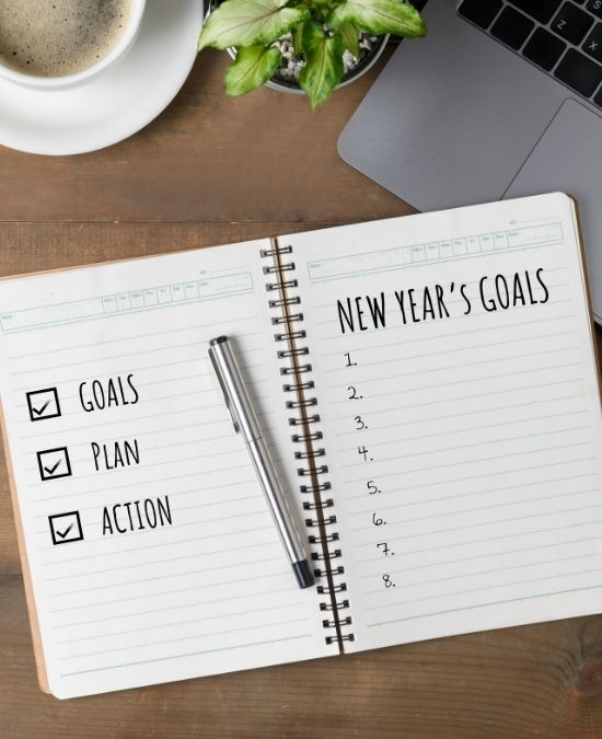 Simple and Beneficial New Year's Resolutions