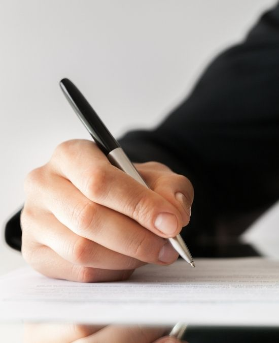 Benefits of Writing With a Pen and Paper